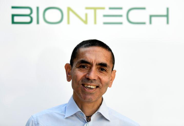 Biontech-Chef Uğur Şahin