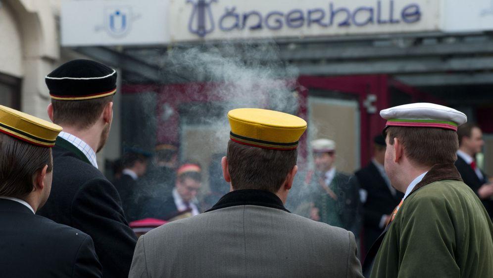 Spaltung der Deutschen Burschenschaft: Bilder eines Bruderkampfs