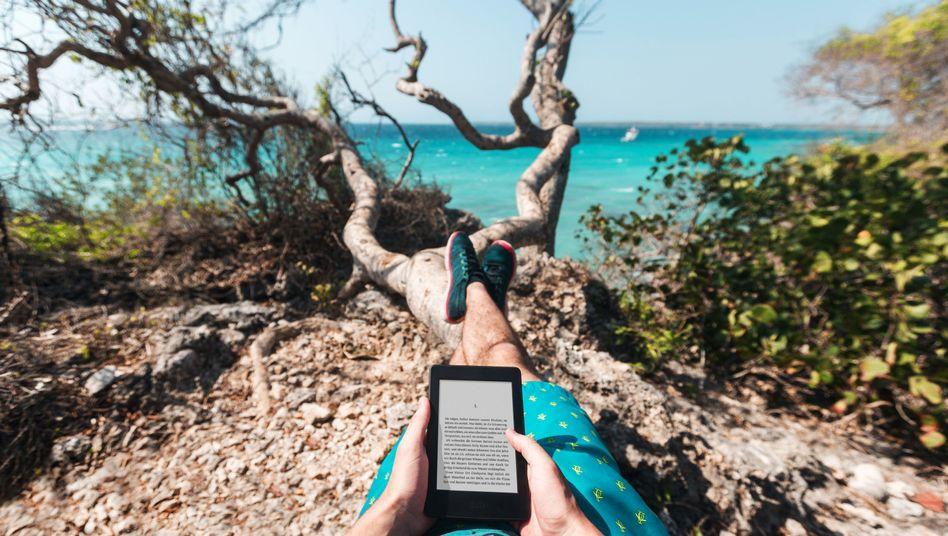Kindle-Nutzer: Wer gelesen wird, kassiert