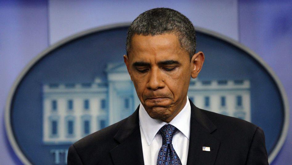 US-Präsident Obama: Eigenes Versprechen gebrochen?