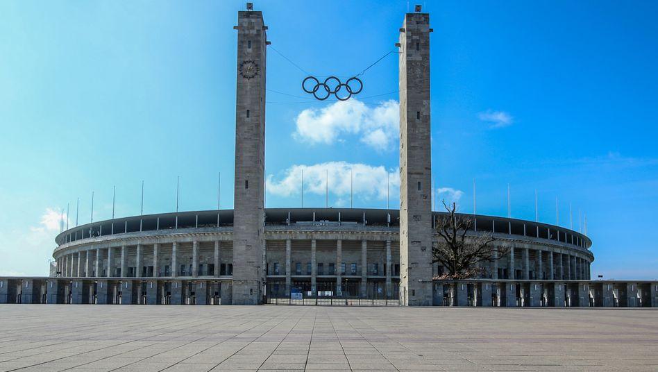 Das Berliner Olympiastadion bleibt für die Bundesliga vorerst geschlossen, deswegen soll Hertha BSC nicht den vollen Preis zahlen müssen