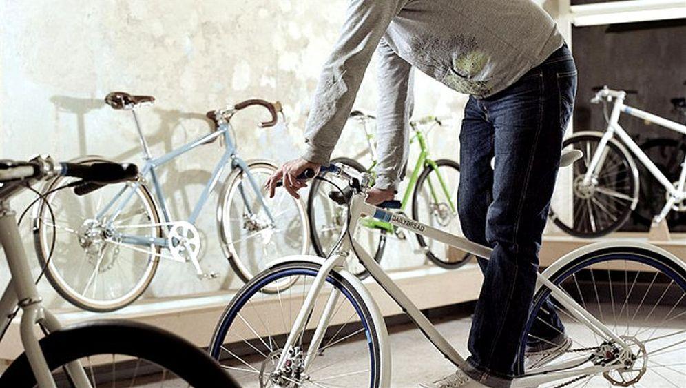 Fahrraddesign: Aus eigenem Antrieb