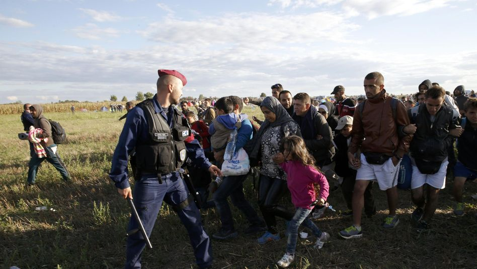 """Flüchtlinge in Ungarn: """"Sie kommen hierher und rufen 'Allahu Akbar'"""""""