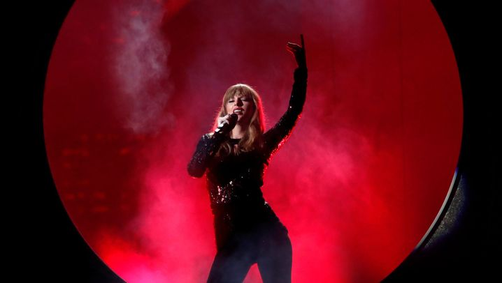 """American Music Awards: """"Geht raus und wählt"""""""