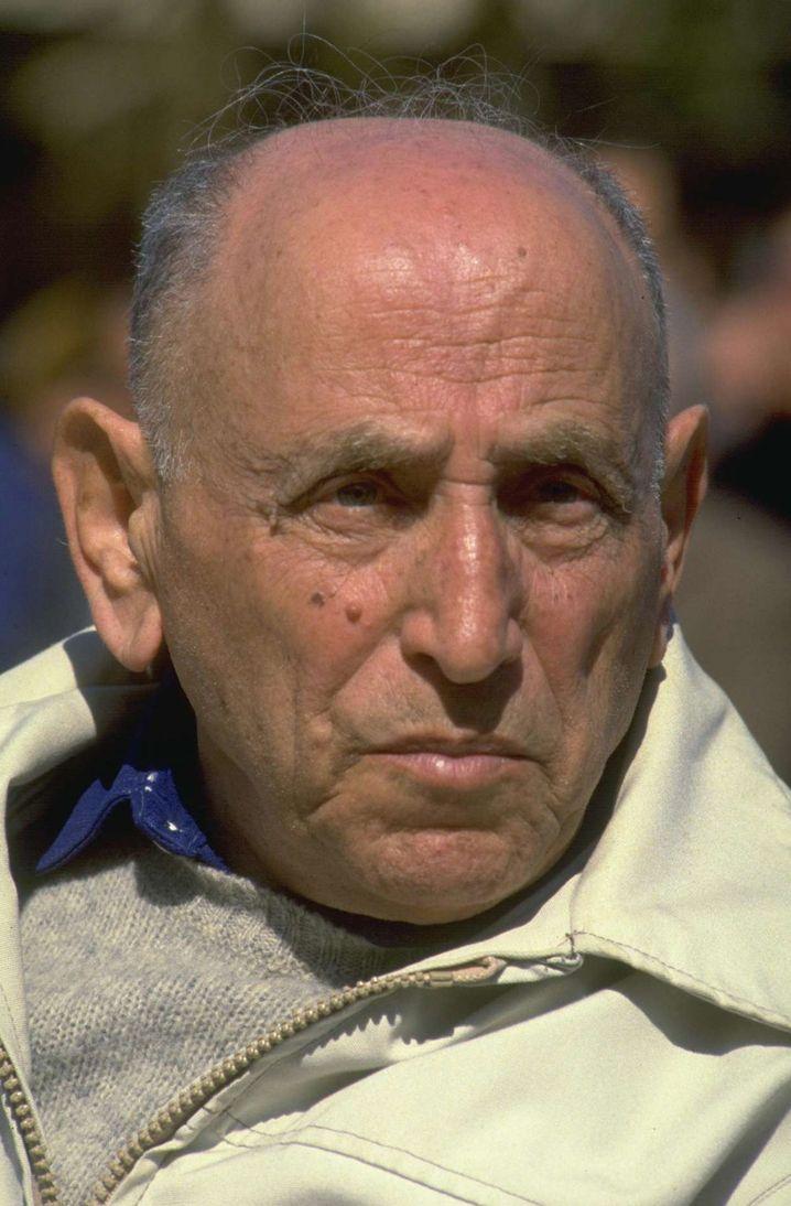Dem Mossad-Chef Isser Harel gelang 1960 einer der größten Erfolge des Geheimdienstes: die Entführung Adolf Eichmanns.