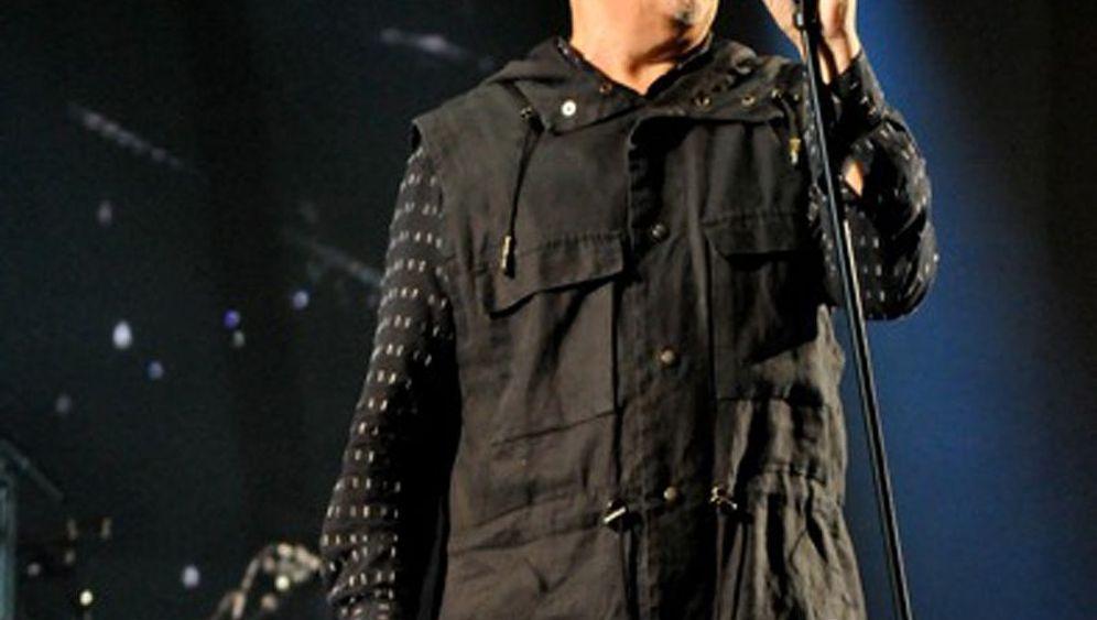 Peter Gabriel in Berlin: Rundum glücklich
