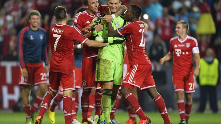 Supercup: Martínez und Neuer lassen Bayern jubeln