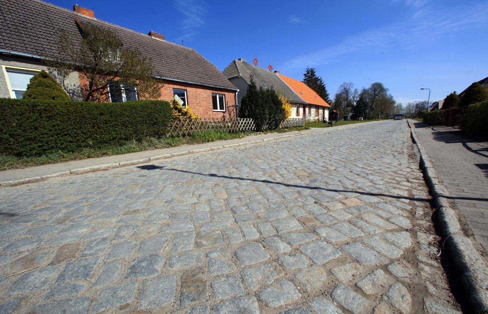 Nordostdeutsche Dörfer verlieren ihre Einwohner