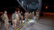 Bundeswehr fliegt letzte Soldaten aus Masar-i-Scharif aus