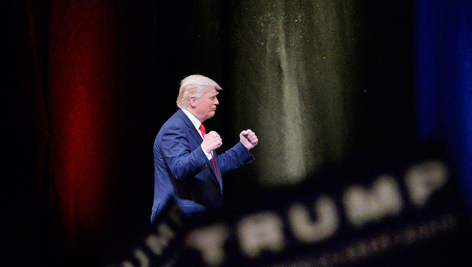Trump in North Carolina