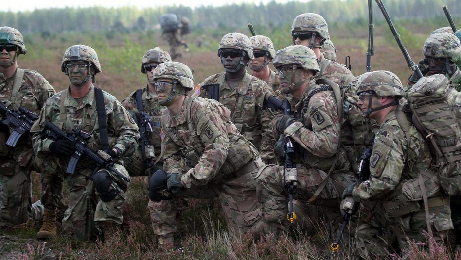Nato Response Force (Archivbild)