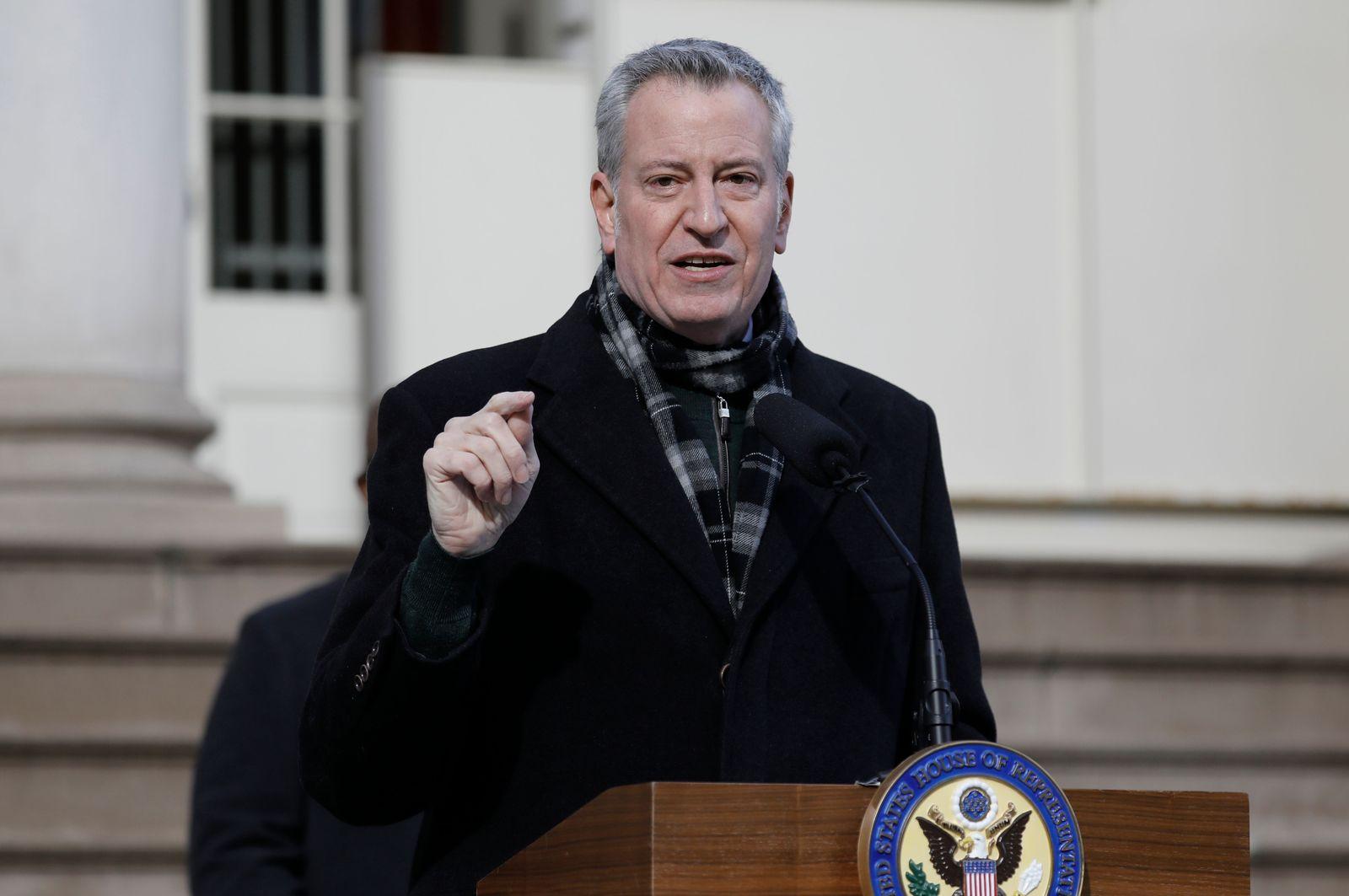 New York's Congressional Delegation Demands Trump Impeachment, USA - 09 Jan 2021