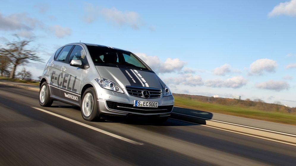 Mercedes A-Klasse E-Cell: Endlich auch mit Elektro-Antrieb