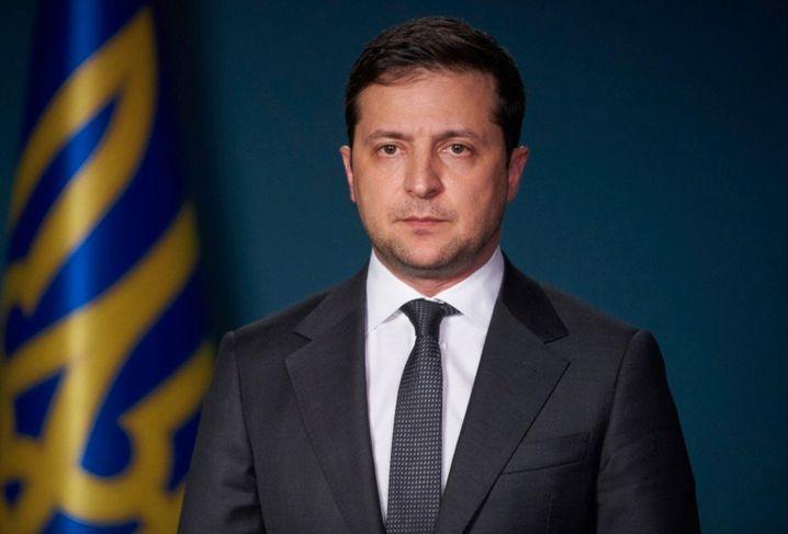 Staatschef Selenskyj: Das öffentliche Leben in der Ukraine ist auf ein Minimum heruntergefahren