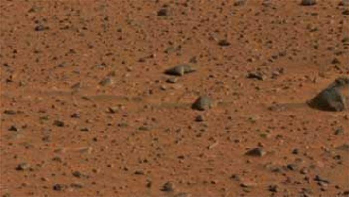 """Mars in Farbe: """"Spirit""""-Bilder faszinieren Wissenschaftler"""
