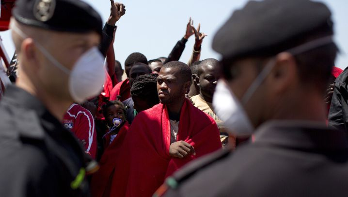 Flüchtlingskatastrophen: Dramen im Mittelmeer
