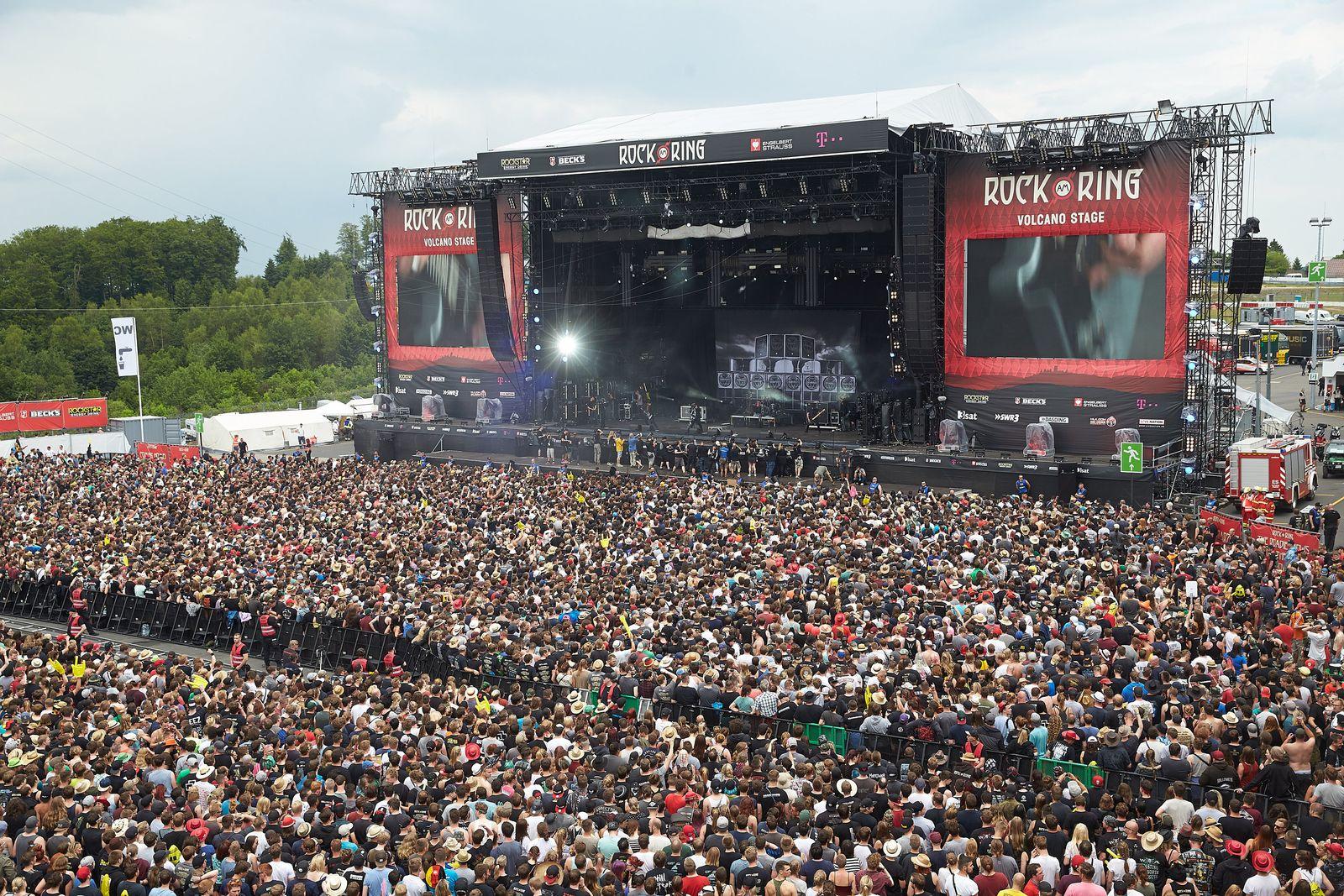 Musikfestival Rock am Ring