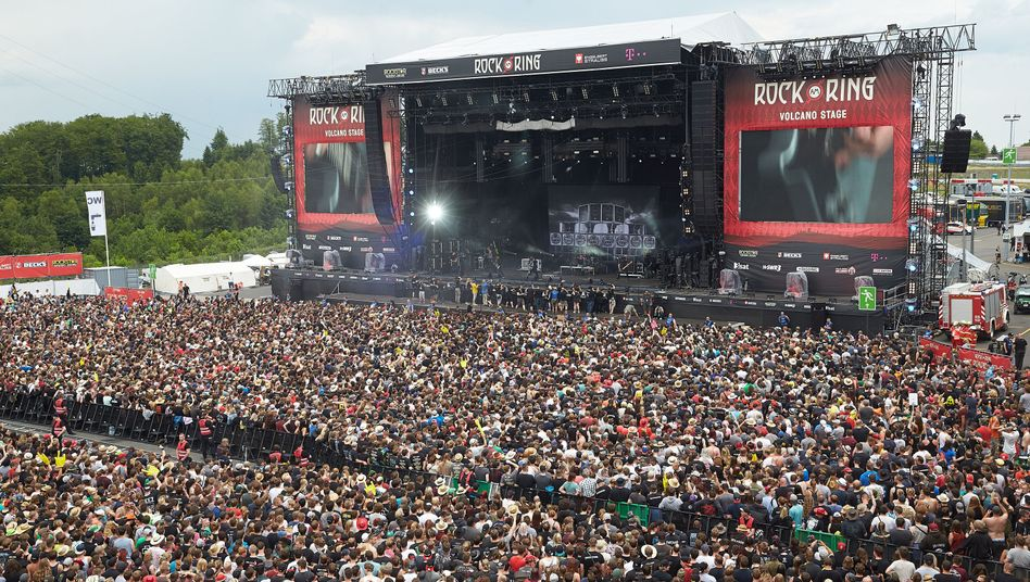 Rock Am Ring Video