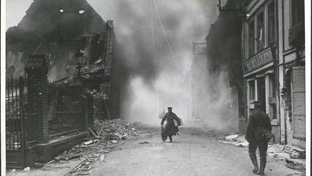"""Novemberrevolution 1918: """"Plötzlich losbrechender Sturmwind"""""""