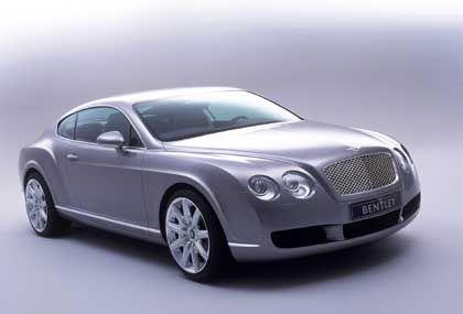 Bentley Continental: 26.000 Euro billiger