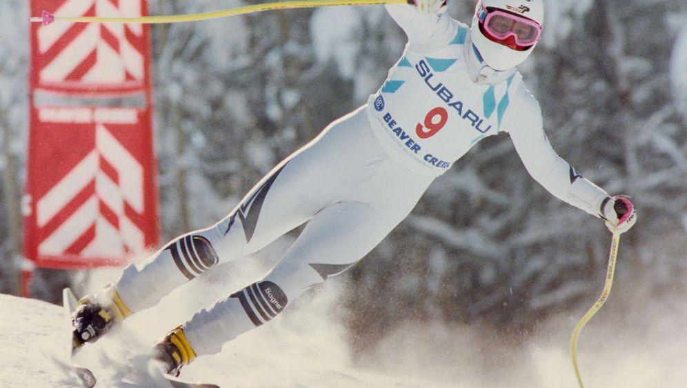 Ski-Weltmeister Hansjörg Tauscher: Einmal und nie wieder