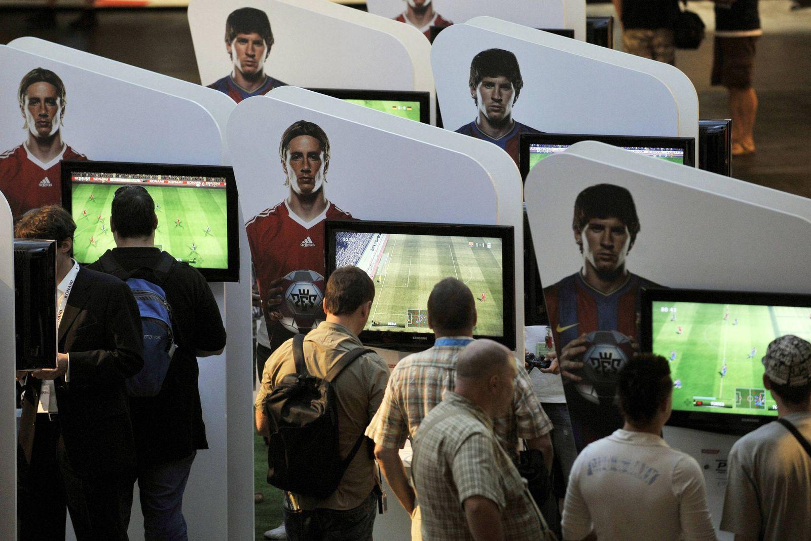 NICHT VERWENDEN Gamescom / Messe / 2009 #1