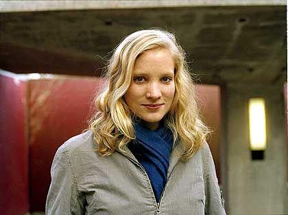 Maike Luhmann, 23, studiert Psychologie an der Universität Koblenz-Landau - nach einem Studienjahr in Brüssel. Ihr Vordiplom beendete sie mit der Note 1,0
