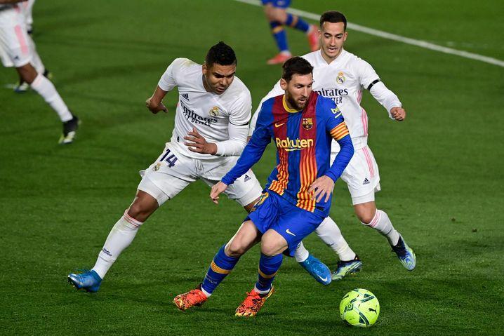 Lionel Messi in seinem 45. Clásico – war es sein letzter?