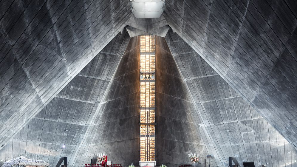 Fotostrecke: Moderne Kirchen in Europa und Japan