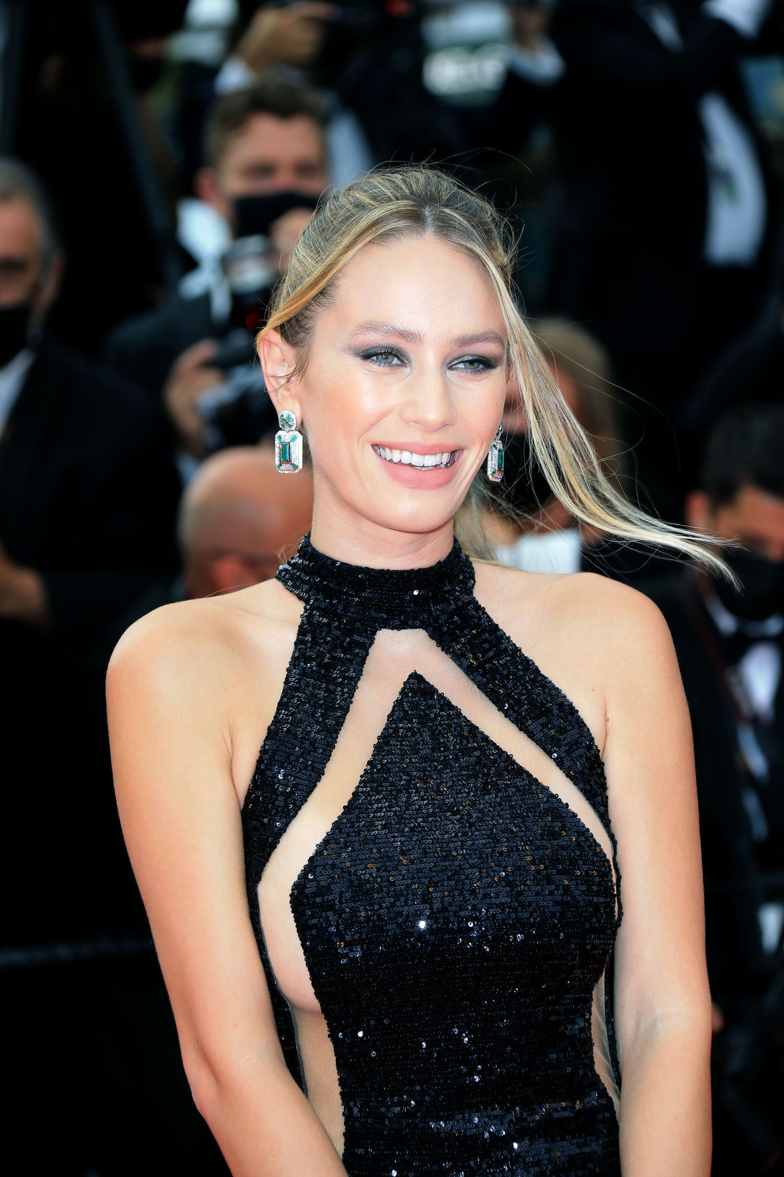 """The French dispatch"""" Red carpet the 74th Cannes Film Festival at Palais des Festival"""