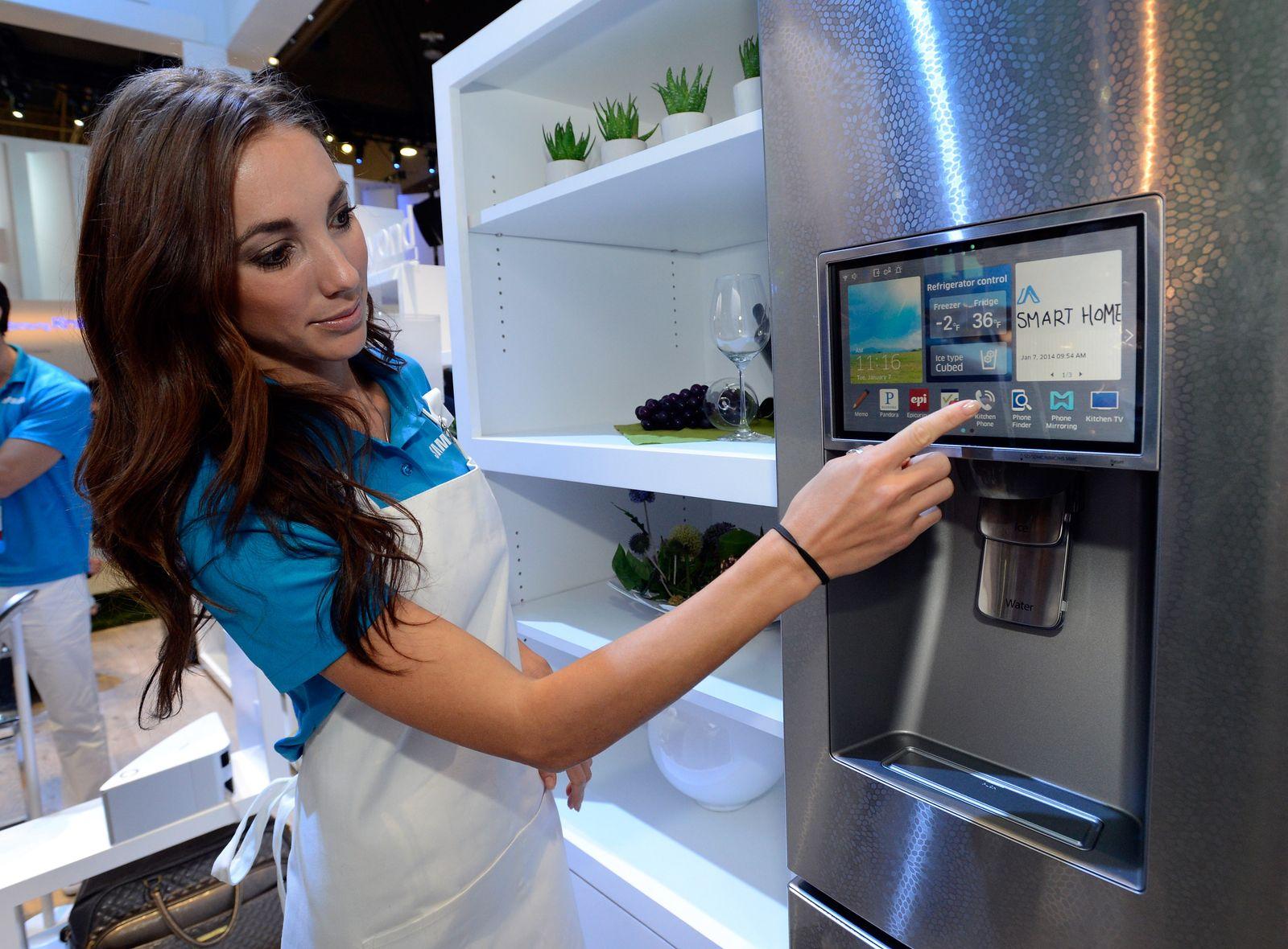 Samsung Smarter Kühlschrank