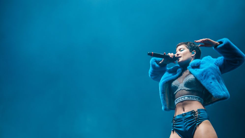 Halsey: Superheldin des US-Pop