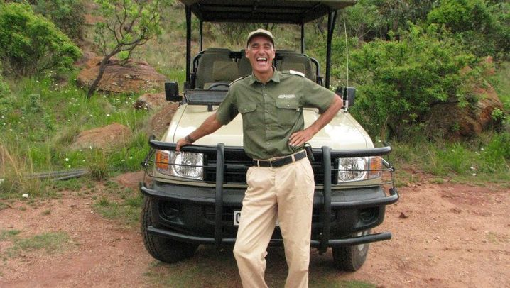 Ranger in Südafrika: Tausche Büro gegen Wildnis