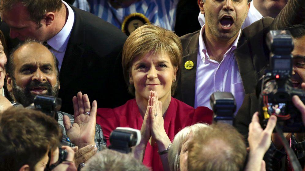 Schottlands Nicola Sturgeon: Neue Chance für die Spalterin