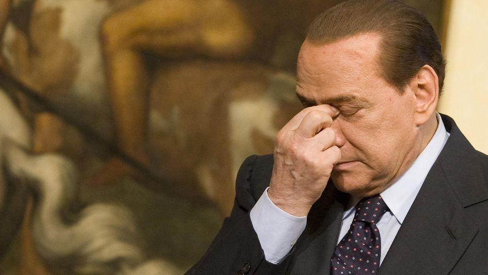 """Italienischer Regierungschef Berlusconi: Niemals für """"Beziehungen mit einer Frau"""" gezahlt"""