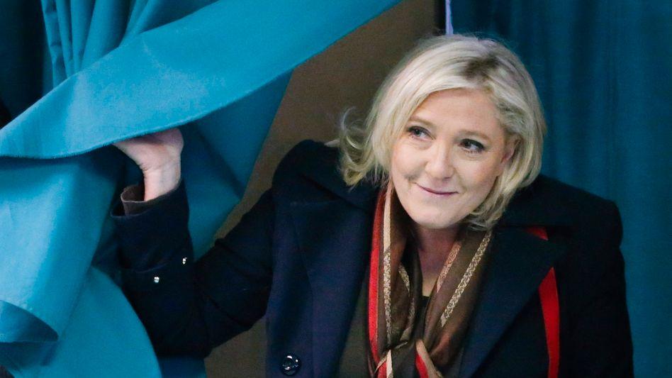 Regionalwahl: Nach dem Schock gehen mehr Franzosen wählen