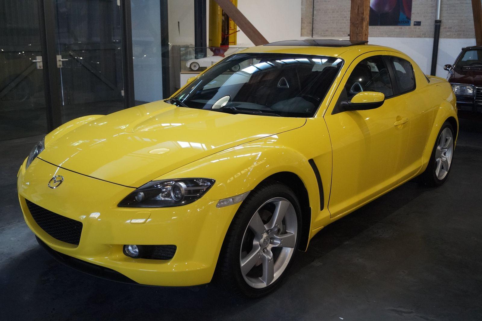 100 Jahre Mazda - RX 8