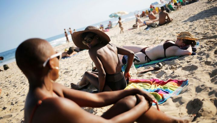 Rio de Janeiro: Drei, zwei, eins ... Olympia!