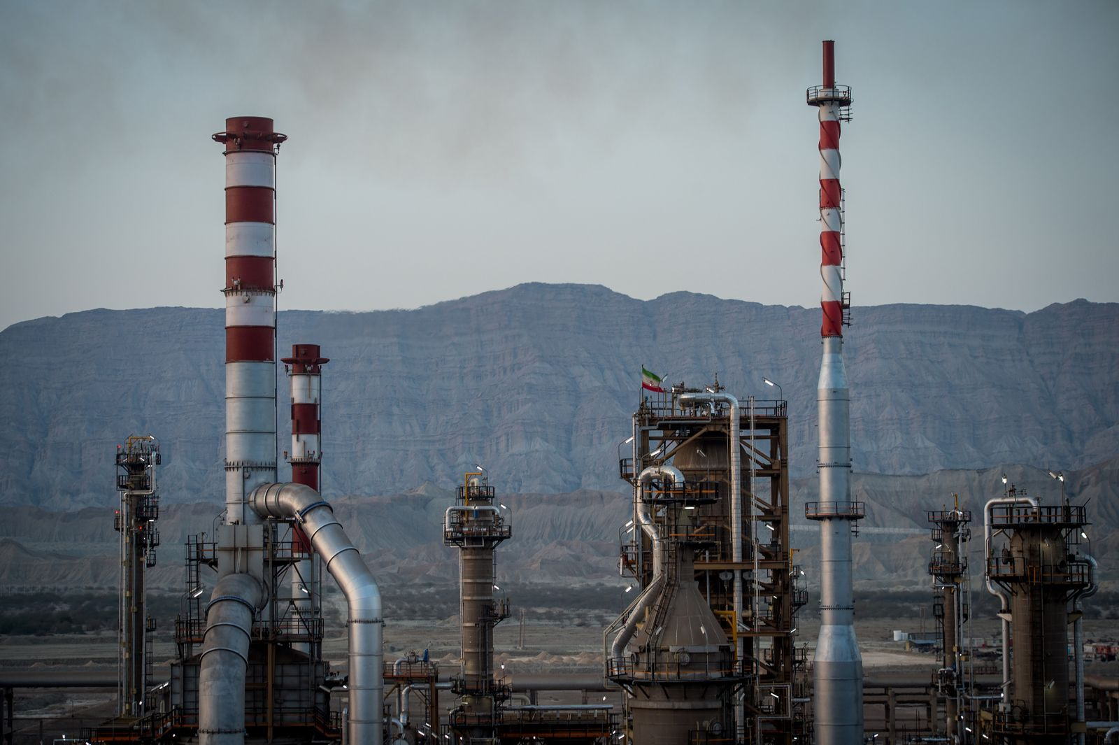 Iran To Meet Own Gasoline Needs After Persian Gulf Star Refinery Expansion