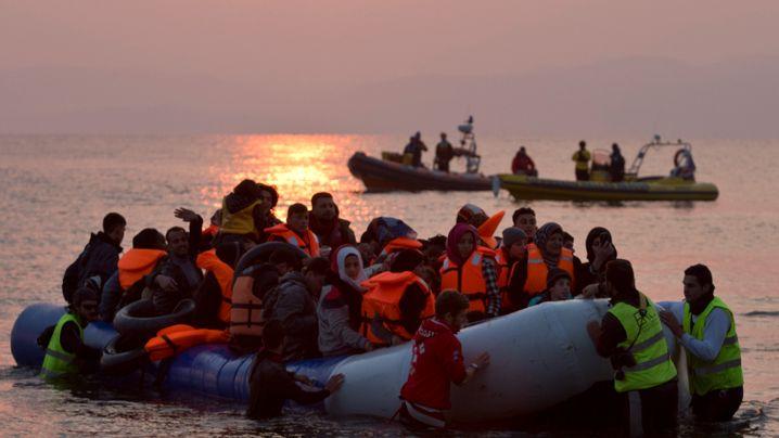 Griechenland: EU-Flüchtlingspakt tritt in Kraft