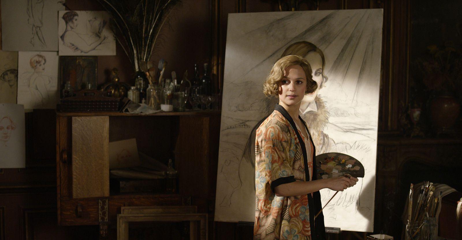EINMALIGE VERWENDUNG Film/ The Danish Girl