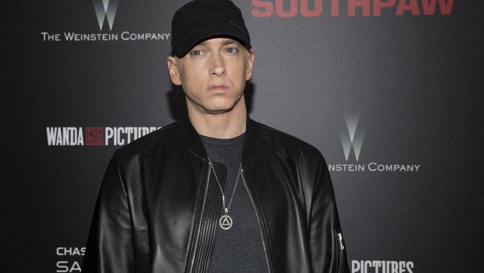 Neuseeland: Strafe für kopierten Eminem-Song