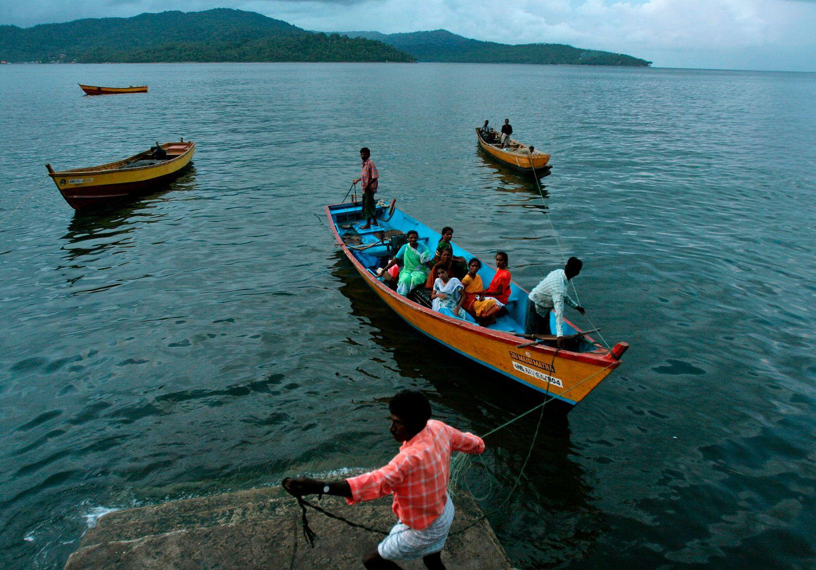 Virus Outbreak Andaman and Nicobar