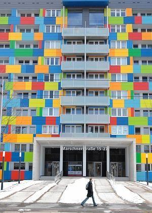 """Fortress-Wohnhaus in Dresden: """"Mögliche Käufer werden angesprochen"""""""
