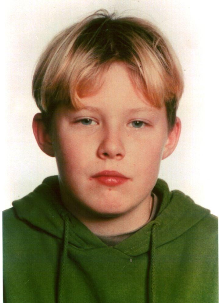 Polizeifoto Tristan Brübach