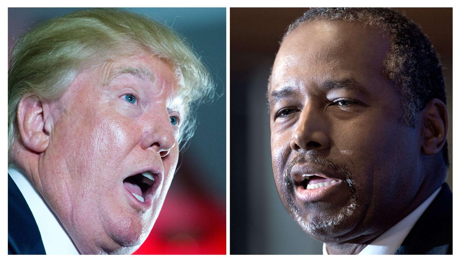 Trump / Carson