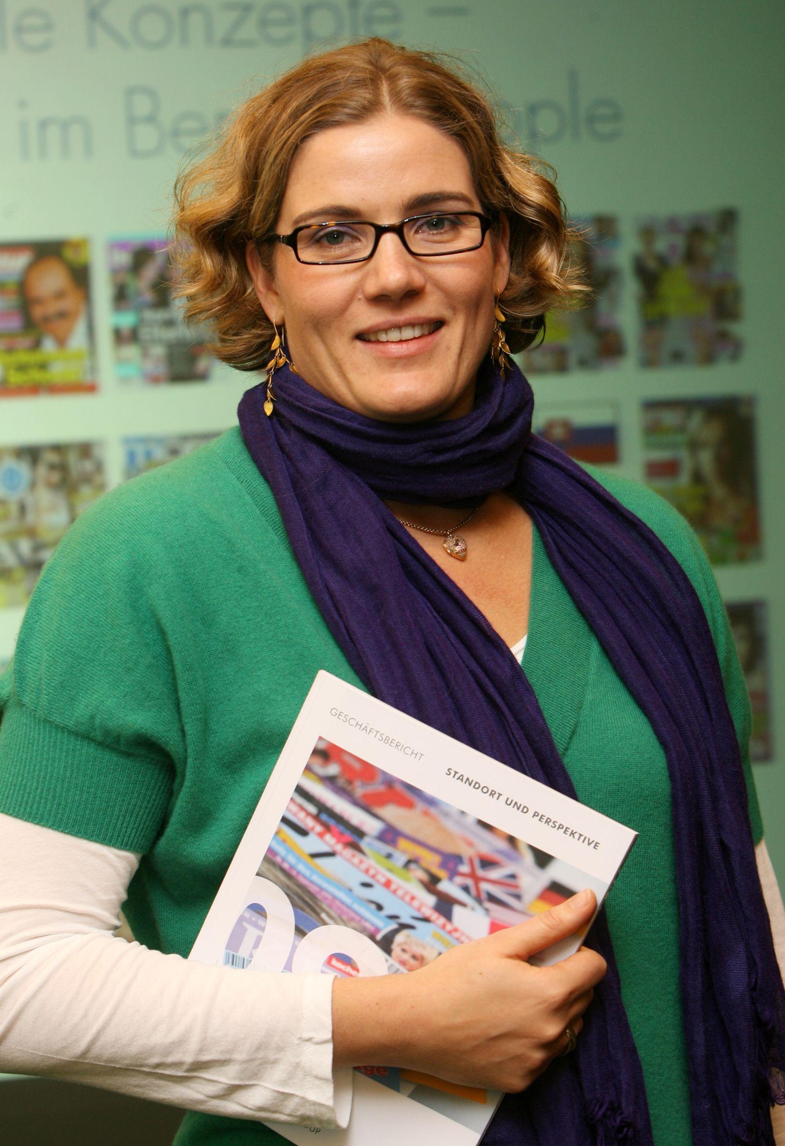 Yvonne Bauer / Bauer Media Group