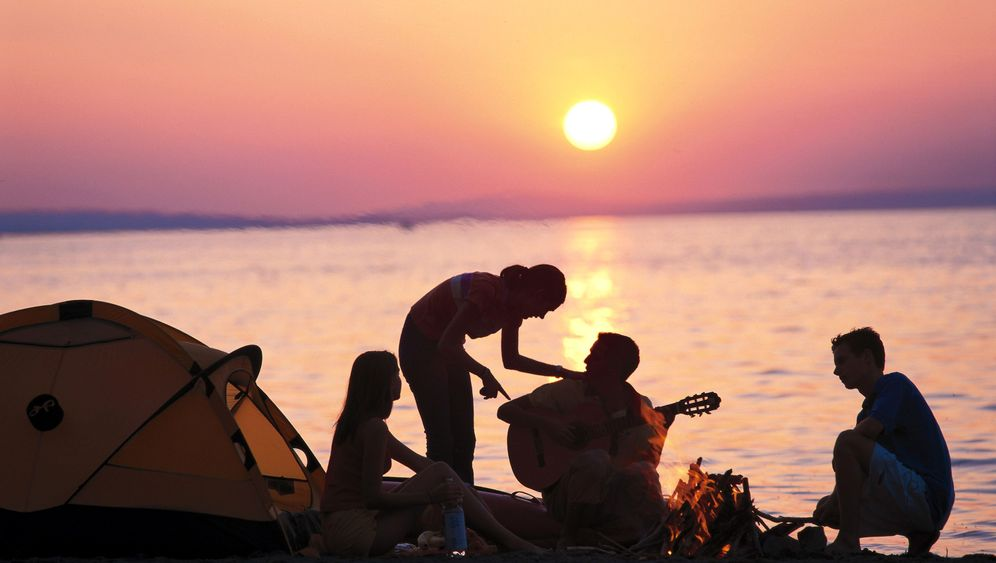 Natur pur: Wild campen in Europa