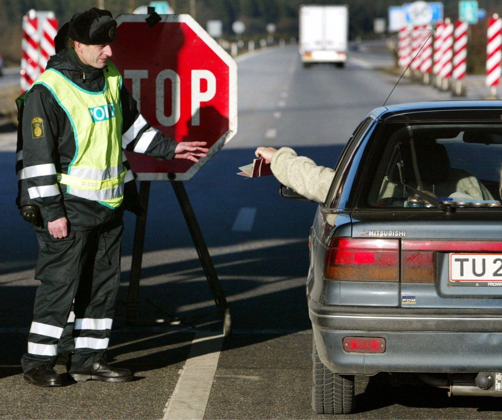 Neuer Streit um dänische Grenzkontrollen
