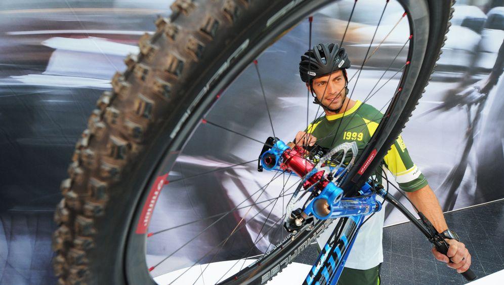 Mountainbikes: Die Größe zählt